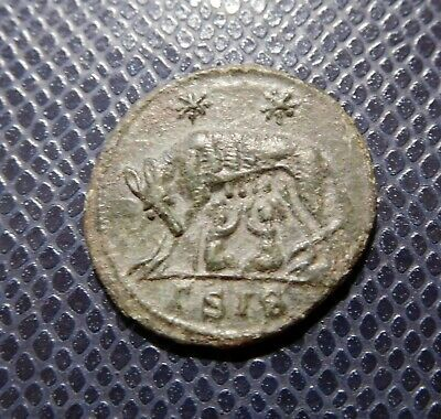 Roman Imperial - Empire / Ancient Bronze Coin / 1.