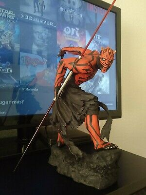 Estatua statue Star Wars Darth Maul ARTFX Kotobukiya