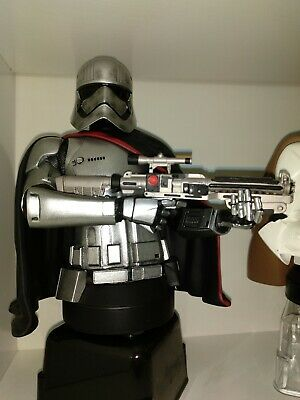 Busto Captain Phasma Gentle Giant Star Wars bust