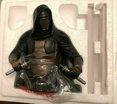 Darth Revan bust Gentle Giant Star Wars busto