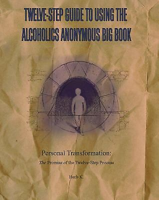 Twelve-Step Guide to Using the Alcoholics Anonymous Big Book :...  (ExLib)