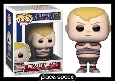 The Addams Family - Pugsley Addams Funko Pop! Vinyl Figure #804