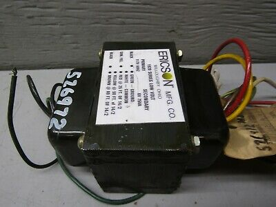 Ericson 1920 Series Low Volt Transformer