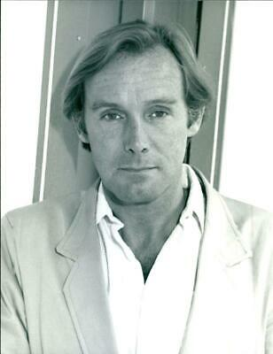 Vintage photograph of Clive Francis