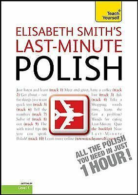 Last-Minute Polish with Audio CD: A Teach Yourself Guide (TY: Language Guides)