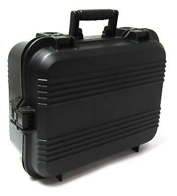 New Plano 1065408 Weathertight Protective Case Hinged Lid W/ 4 Latches