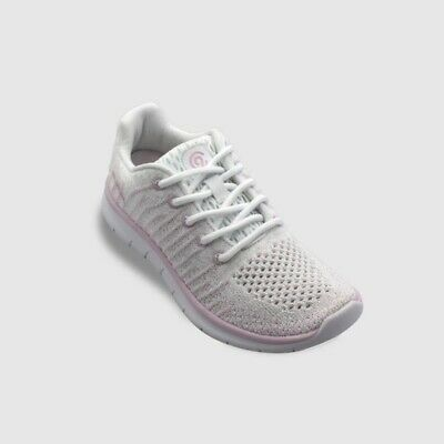 Girls Speed Knit Performance Athletic Shoes- C9 Champion Pink 4