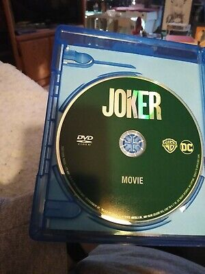 Joker (DVD, 2019) Joaquin Phoenix *Please note this is the DVD only!*