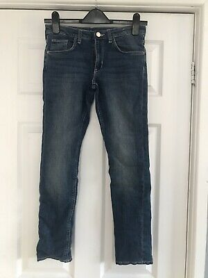 H&M Blue Slim Fit Jeans Age 11/12 Years