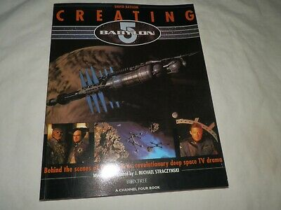 Creating Babylon 5 From London Behand the Scenes Book