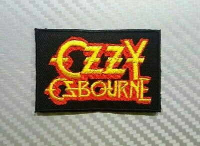 ELIMINATE Sew //Iron On Patch Rock Band Logo Badge Heavy Metal Music Embroidered