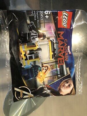 30453 LEGO Captain Marvel And Nick Fury