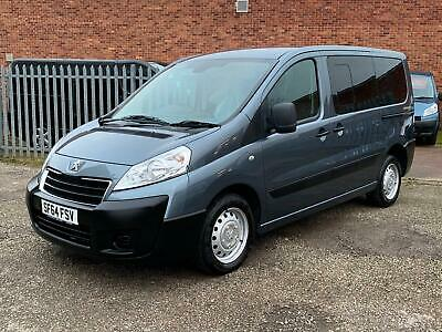 2014(64) Peugeot Expert Tepee 2.0HDi 35k WHEELCHAIR ACCESS VEHICLE DISABLED WAV