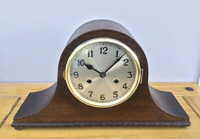 Superb Art Deco German Striking Mantel Clock, in full working order. c1930s