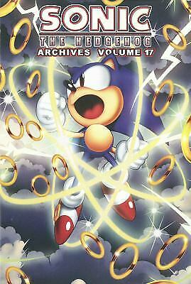 Sonic the Hedgehog Archives 17 by Ian Flynn; Sonic Scribes Staff