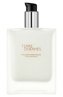 Terre D'Hermes 3.3 oz /100 ml After Shave Balm