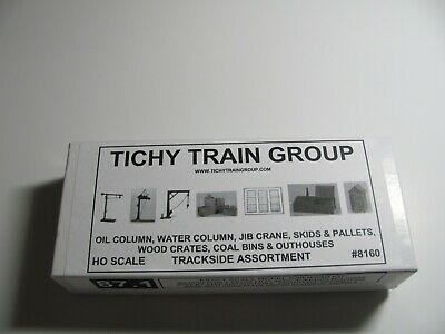 """Retaining Wall Tichy Train Group #8012 HO Scale Timber 3//4 x 3-1//4/"""""""