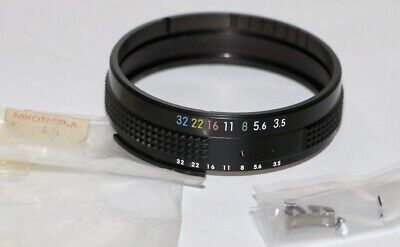 Nikon AI Modification Part Set 45 New In Package For 135mm f/3.5 NIkkor
