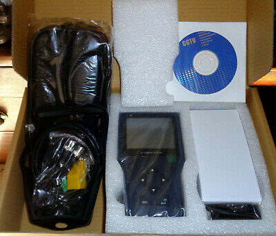 LOT OF 4, All-in-One (IP/PoE, Analog, & PTZ Camera) Touch Screen Service TesterS