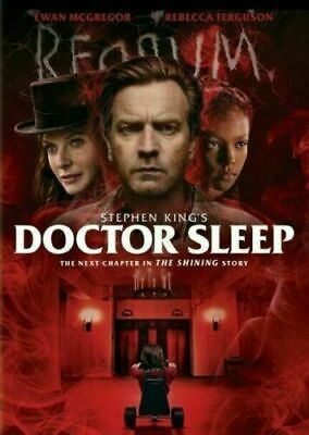 Doctor Sleep DVD NEW *HORROR* ACTION Now Shipping!