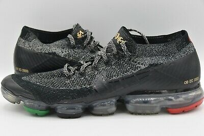 Nike Air VaporMax Flyknit BHM AQ0924-007 Men's SIZE 13 US MEN / 14.5 US WOMENS