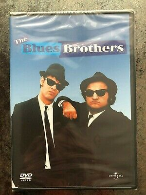 "DVD  "" The blues brothers  "" neuf sous blister"