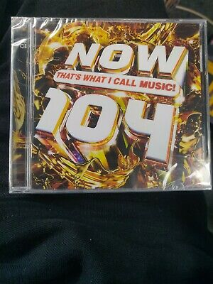 Various Artists - Now That's What I Call Music! 104 Fast Shipping