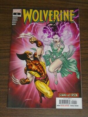 Marvel, 2019 Wolverine Annual #1 NM