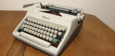 Excellent Working Condition  Olympia SM8 Typewriter