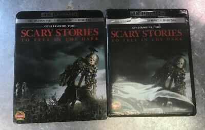 Scary Stories To Tell In The Dark 4K Uhd + Blu-Ray