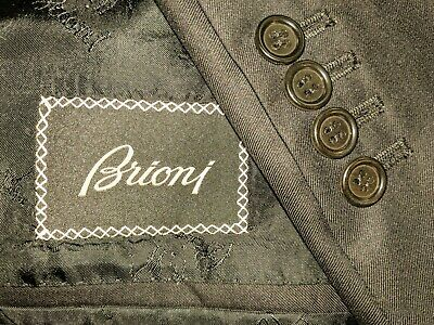 MINT BRIONI Men's 100% Wool Blazer Sport Coat Suit JACKET Via Veneto 50R