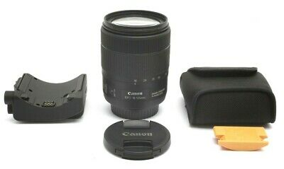 Canon EF 18-135mm f3.5-5.6 IS USM Nano Lens W/ PZ-E1 Power Zoom Adapter #31155