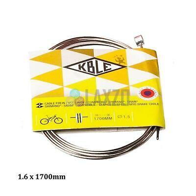 Genuine Transfil KBLE Campagnolo KG11 stainless inner gear cable s//steel 1.9m