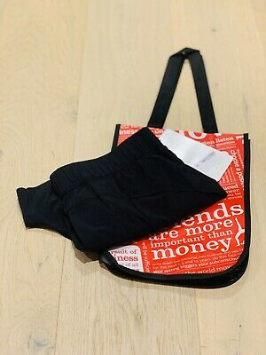 Lululemon Home Stretch Short BLK Size 6 (CAN) / 10 (AUS)