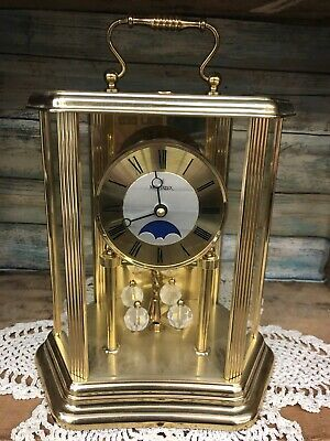 Montreux  Spindle Clock Quartz Vintage