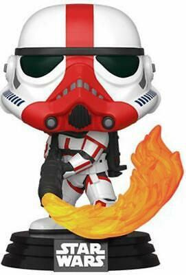 Funko Pop Star Wars The Mandalorian - Incinerator Stormtrooper Vinyl Figure