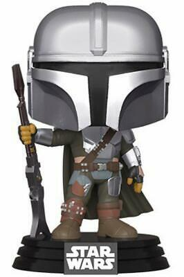 Funko Pop Star Wars The Mandalorian - The Mandalorian (Final) Vinyl Figure