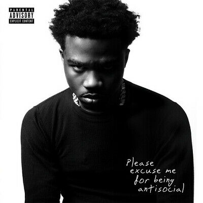 Roddy Ricch - Please Excuse Me For Being Antisocial [CD New]