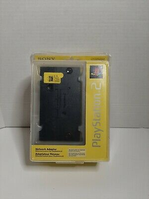 Official OEM Sony PlayStation 2 PS2 Network Adapter SCPH-10281 HDD Authentic