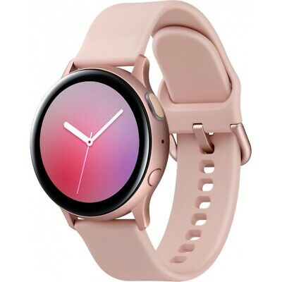 Samsung Galaxy Watch Active2 R830 40mm lily gold Smartwatch Fitnesstracker