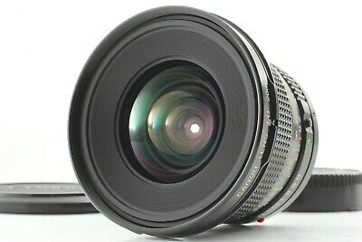 [Mint] Canon NEW FD 20mm F2.8 NFD Wide Angle MF Lens From JAPAN