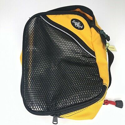 Eagle Creek Toiletry Travel Bag Bright Yellow Traveling Bag aa87