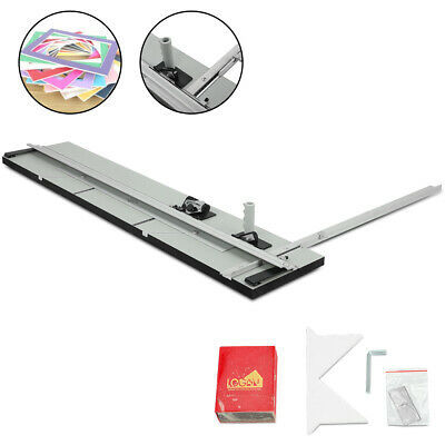 Simplex Elite Mat Mount Cutter Trimmer with 5 #270 Blades 2MM Cutting Thickness