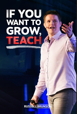 Russell Brunson - 24 courses - The Best for Marketing -  $19,995 - Must see!!!