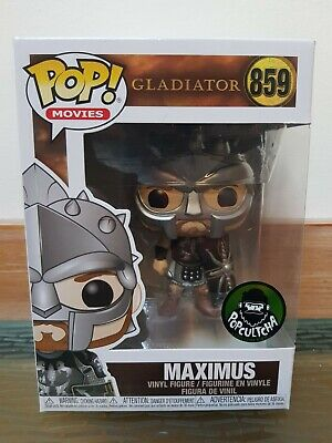 funko pop! gladiator 859 maximus with helmet exclusive edition