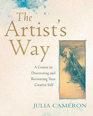 The Artists Way: A Course in Discovering and by Julia Cameron New Paperback Book