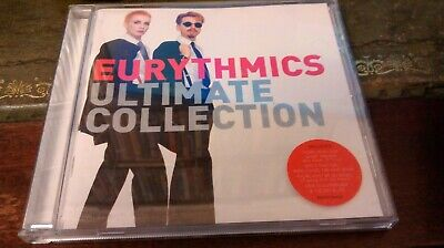 Eurythmics - Ultimate greatest best hits singles Collection - cd