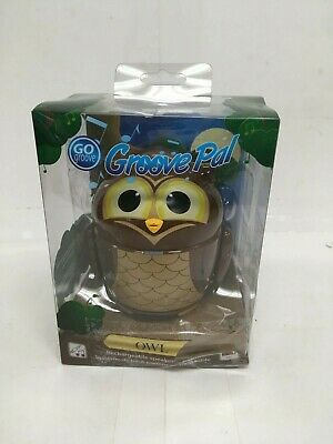 GOgroove Rechargeable Portable Speaker, Groove Pals Owl