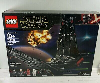 New Box Lego Star Wars The Rise Of Skywalker Kylo Ren S Shuttle 75256 New 2019 104 94 Picclick
