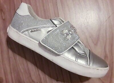 SNEAKER SCHUHE WEISS tolles Muster in silber mit Z4nck